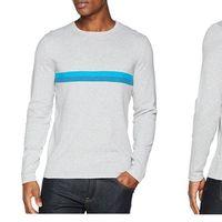 Por 11,95 euros tenemos en Amazon este suéter para hombre de Jack & Jones Jcostone Knit Crew Neck
