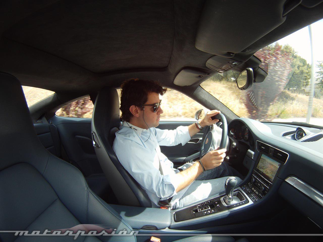Foto de Porsche 911 Carrera S (prueba) (31/54)
