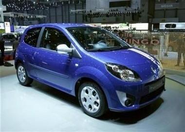 Nokia y Renault sacan un Twingo