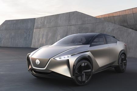 Nissan IMx Kuro concept, con sus 600 km de autonomía es el crossover que vas a querer para tu familia