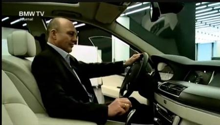 BMW Serie 5 GT Producción