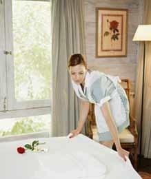 La limpieza en los hoteles, más importante que el servicio