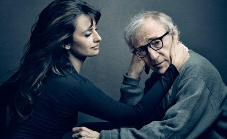 Penélope Cruz se va a Roma con Woody Allen