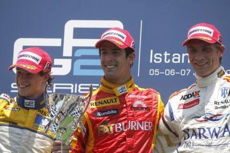 Vitaly Petrov y Lucas Di Grassi vencen en Turquía
