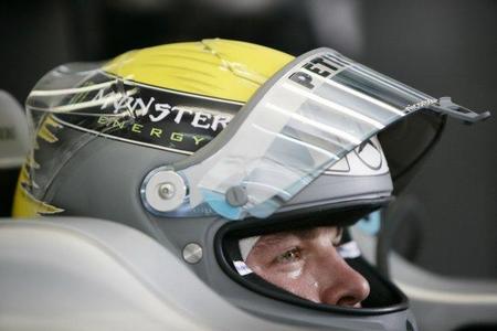 Nico Rosberg rebaja las opciones de Mercedes GP en 2011
