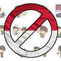 No todos los stickers pasan la aduana: la lucha de Indonesia contra los stickers LGTB