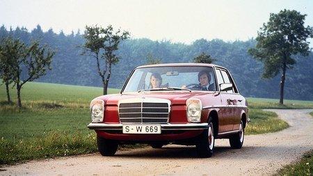 Mercedes-Benz 240 D (1974)