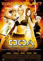 Posters de 'Dead or Alive', ¡éstas sí que son mujeres de verdad!