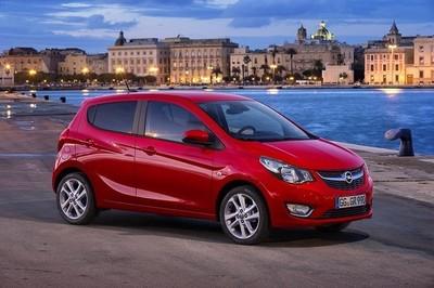 El Opel Karl EV (o City-e) llegará en 2018