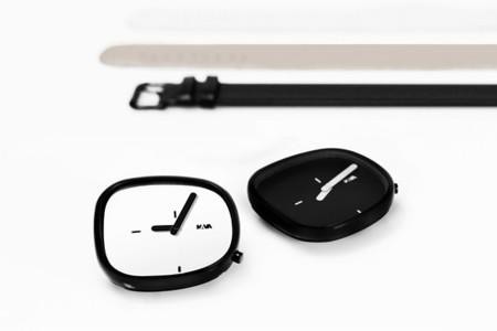 Cuatro relojes de autor