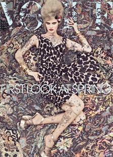 Cuando el Arte se une a la Moda: Vogue Patterns