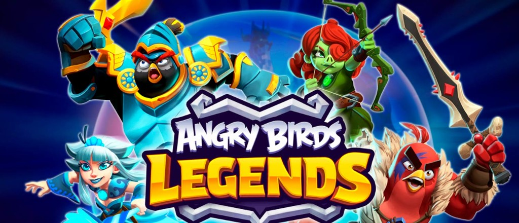 The Angry Birds do not surrender: Rovio has a new game of birds angry, RPG-card