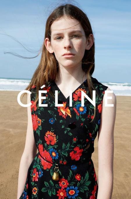 Freya Lawrence Celine Spring Summer 2015