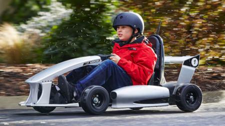 ¿Tesla para críos? El Arrow Smart-Kart de Actev es lo más parecido que vas a encontrar