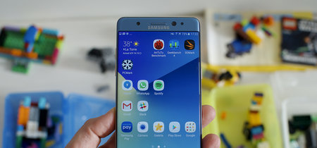El fin del Samsung Galaxy Note 7: Samsung lo retira definitivamente del mercado