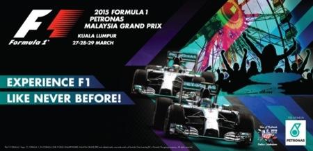 GP Malasia F1: Todo lo que tienes que saber