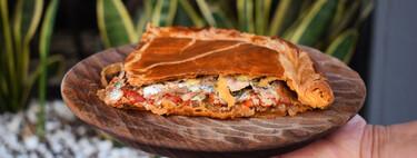 Las cuatro claves para hacer una empanada gallega perfecta, con los trucos del chef Pablo Pizarro y sus empanadas viajeras