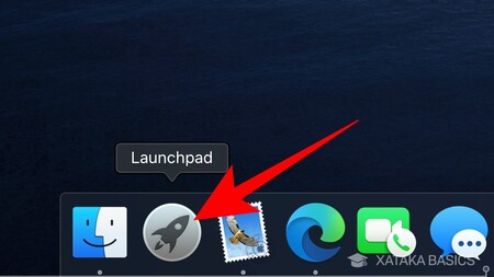 Abre Launchpad
