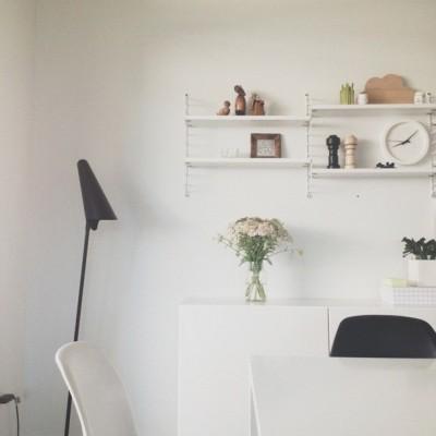 Foto de Un apartamento minimalista deliciosamente retratado con Instagram (2/7)
