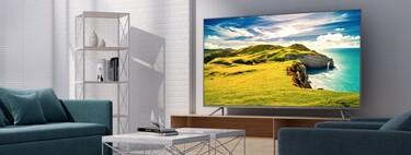 """La gran Smart TV 4K Xiaomi Mi TV 4S de 65"""" con Android TV y Chromecast integrado está 200 euros más barata en MediaMarkt"""