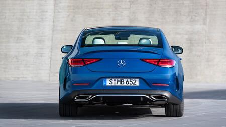 Mercedes-Benz CLS Coupé 2021