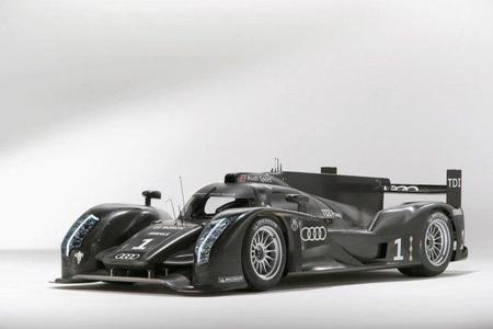 Audi presenta el Audi R18