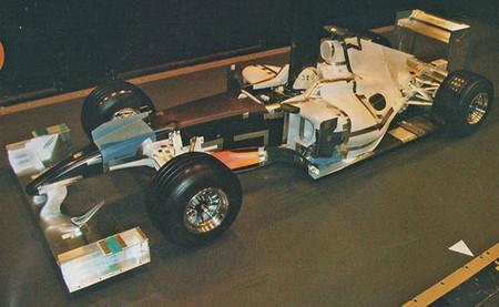 Honda RA109, el último miembro de la estirpe de los Honda de Fórmula 1 que jamás compitieron