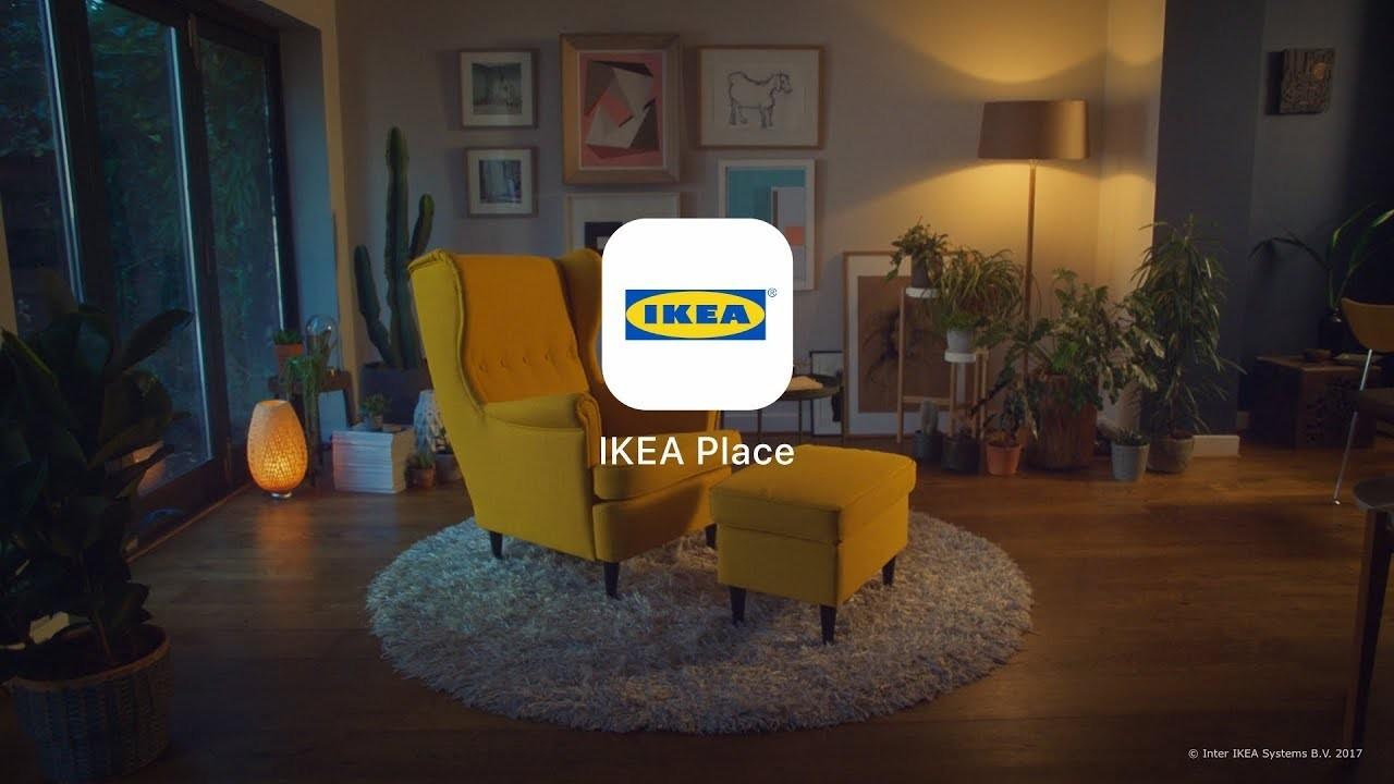 Ikea Place, su aplicación de realidad aumentada para decorar