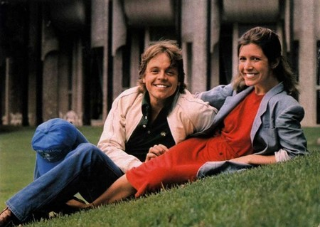 Mark Hamill And Carrie Fisher 730x518