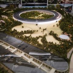 Foto 13 de 22 de la galería maqueta-del-campus-2-de-apple en Applesfera