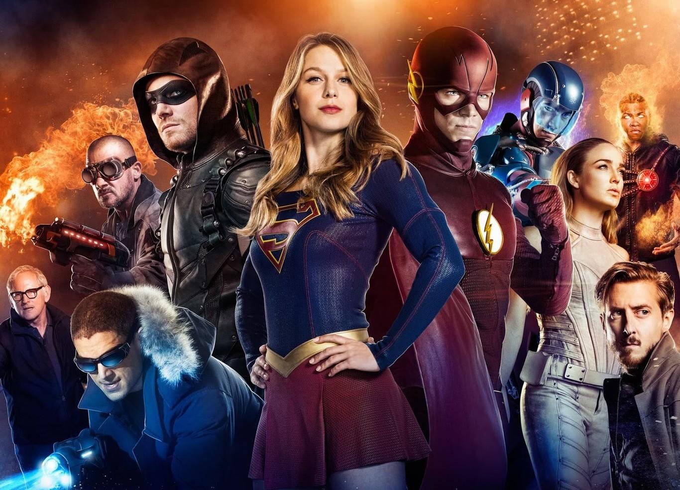 Trailers De The Flash Arrow Supergirl Gotham Y Más Series De Dc En La Comic Con 2017