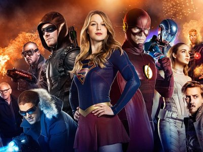 Trailers de 'The Flash', 'Arrow', 'Supergirl', 'Gotham' y más series de DC en la Comic-Con 2017