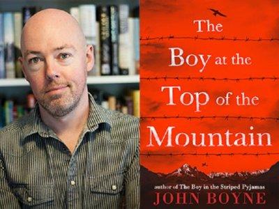 John Boyne vuelve tras la pista de su éxito con 'El niño en la cima de la montaña'