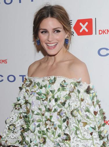 ¿Enamorada de tus hombros? Olivia Palermo tiene la clave que inspira en el vestido de Marchesa