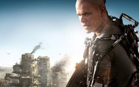 'Elysium': Matt Damon lidera una impactante alegoría con la que Neill Blomkamp se queda lejos de 'District 9'
