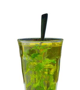 El té verde cuida nuestros dientes y encías