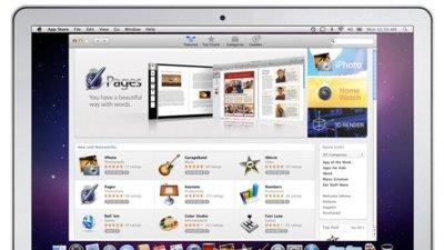 Las compras a través de aplicaciones de la Mac App Store, también hackeadas