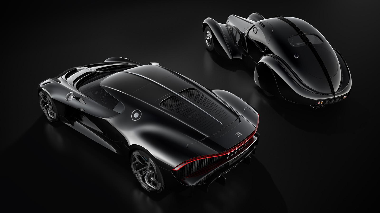 Foto de Bugatti Type 57 Atlantic La Voiture Noire (9/12)