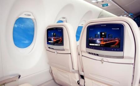 Cruzando el charco con conexión a Internet en el avión, con United Airlines ya es posible