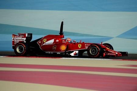 Kimi Räikkönen, mucho mejor de la espalda tras su operación