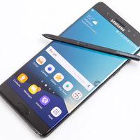 Samsung quiere desactivar los Note 7 con una actualización, pero Verizon no está de acuerdo