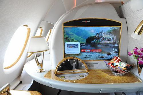 Foto de Emirates Airlines A380  (5/8)
