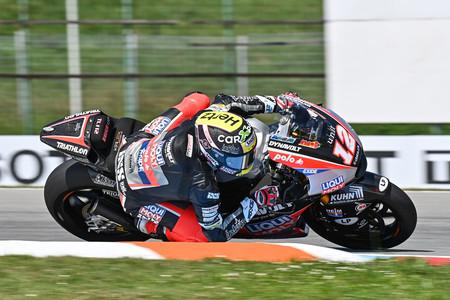 Luthi Brno Moto2 2020