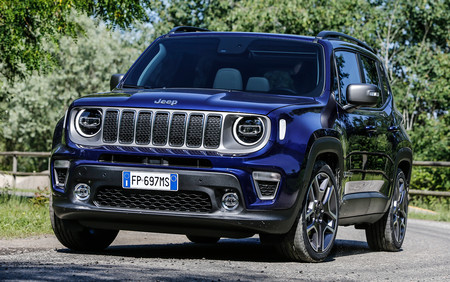 Jeep renegade 2019 ahora es m s urbanita y sin for T roc spazio interno