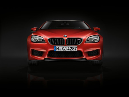BMW M6 Coupé paquete competición 2015