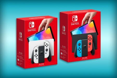 Nintendo Switch OLED ya se puede comprar en Amazon México: la nueva portátil llega antes de lo previsto a México