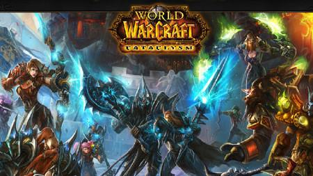 World of Warcraft alcanza las 100 millones de cuentas creadas