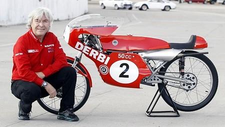 Se cumplen dos años del fallecimiento del Ángel Nieto, el legendario 12+1 del motociclismo español