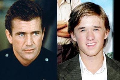 Mel Gibson y Haley Joel Osment: problemas con el alcohol