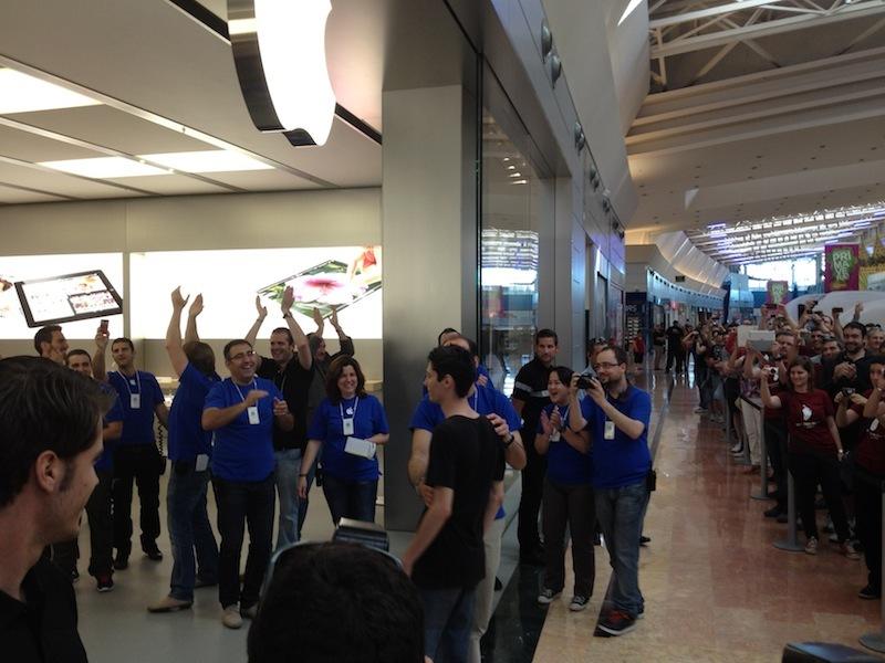 Foto de Apple Store Nueva Condomina (54/100)